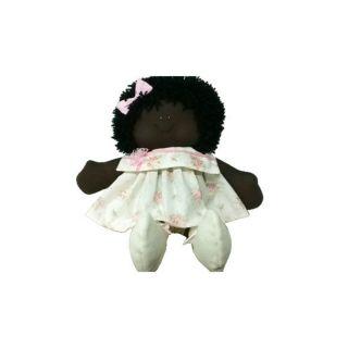Boneca Bebê Negra