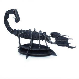 Escorpião - QUEBRA CABEÇA 3D