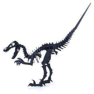 Velociraptor - QUEBRA CABEÇA 3D